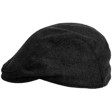 Stormy Kromer Cabby Cap (For Men) in Dark Charcoal - Closeouts