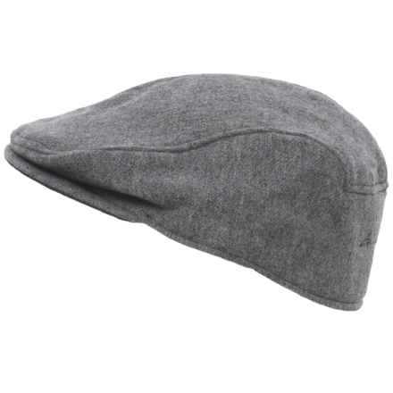 Stormy Kromer Cabby Cap (For Men) in Medium Charcoal - Closeouts