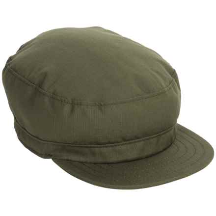 Stormy Kromer Cadet Cap (For Men) in Olive - Closeouts