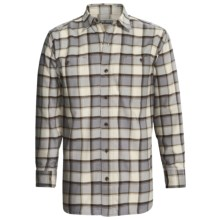 Stormy Kromer Deck Shirt - Cotton Twill, Long Sleeve (For Men) in Cypress Plaid - Closeouts