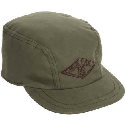 Stormy Kromer Depot Cap (For Men) in Moss - Closeouts