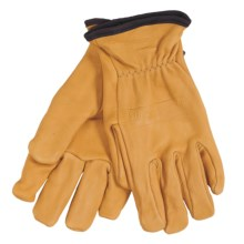 Stormy Kromer George Deerskin Gloves (For Men) in Natural - 2nds