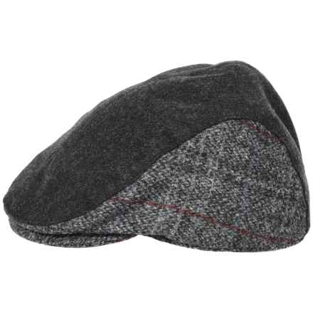 Stormy Kromer Harris Tweed Cabby Cap (For Men) in Harris Tweed Frederick - Closeouts