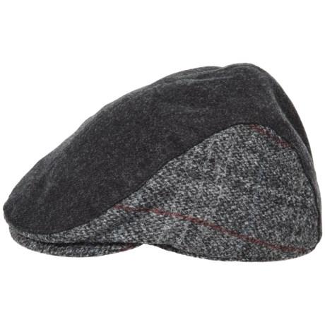Stormy Kromer Harris Tweed Cabby Cap (For Men) in Harris Tweed Frederick