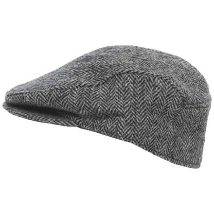 Stormy Kromer Harris Tweed Cabby Cap (For Men) in Harris Tweed Lowell - Closeouts