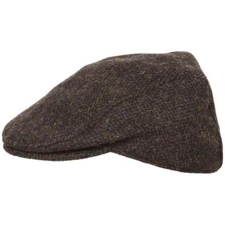 Stormy Kromer Harris Tweed Cabby Cap (For Men) in Harris Tweed Luxmore - Closeouts
