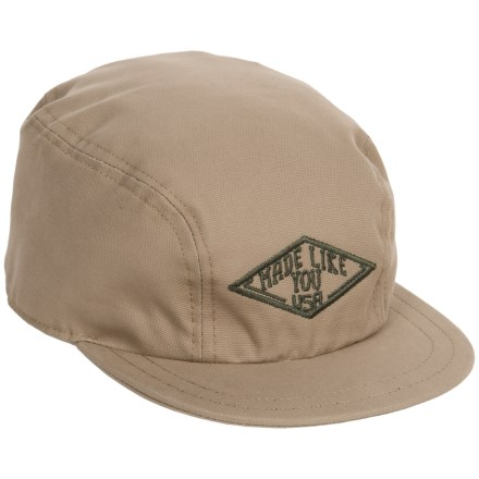 cdf7fc6e630 Stormy Kromer Kromer Depot Cap (For Men) in Khaki - Closeouts