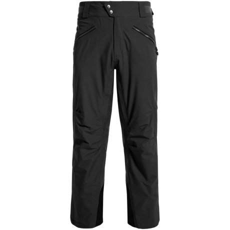 Strafe Highlands Polartec® Pants - Waterproof, Insulated (For Men) in Caviar