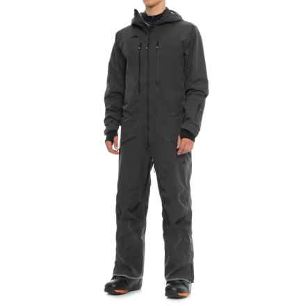 Strafe Sickbird Suit - Waterproof (For Men) in Pirate Black - Closeouts
