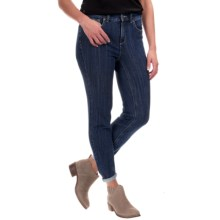 Straight-Leg Jeans (For Women) in Dark Blue - 2nds