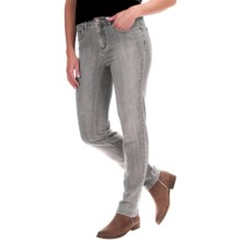Straight-Leg Jeans (For Women) in Grey - 2nds
