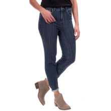 Straight-Leg Jeans (For Women) in Navy - 2nds