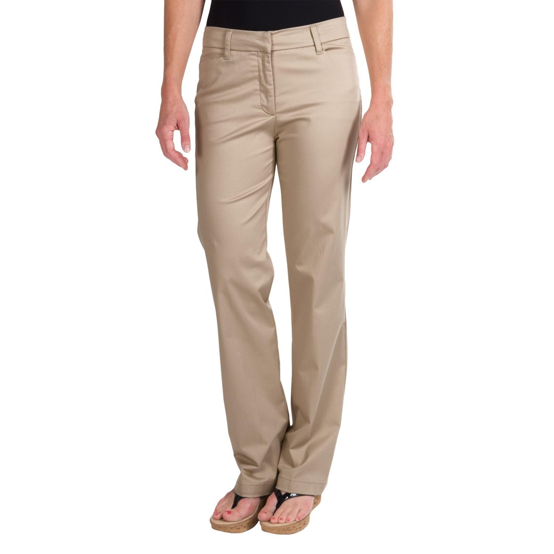 Lastest Khaki StraightLeg Pants  Plus  Zulily