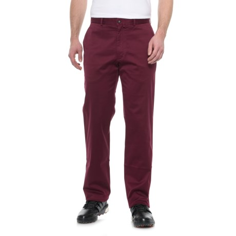 Stretch Brushed Twill Pants (For Men)