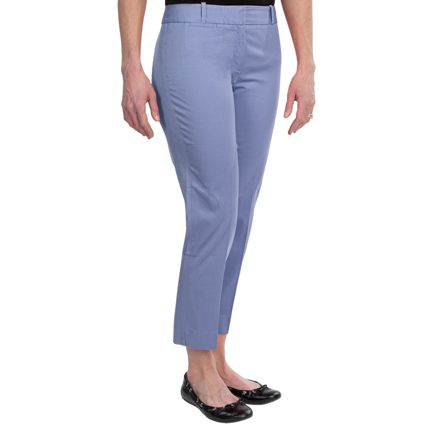 Shop for Stylish Women's Ankle Pants From JCPenney. Add some polish to your outfit with a pair of women's ankle pants from JCPenney. We proudly carry a variety of women's ankle pants from some of the most celebrated fashion houses including Liz Claiborne, Worthington, and St. John's Bay.