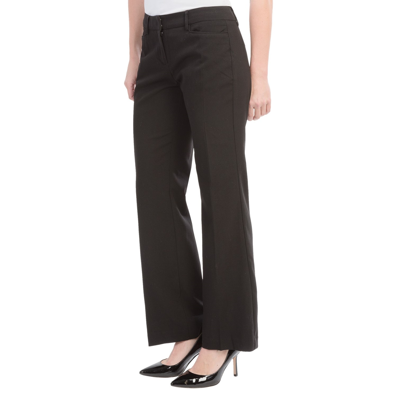 Stretch Dress Pants with Pockets