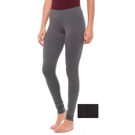 Stretch MicroWear Base Layer Bottoms – 2-Pack (For Women)