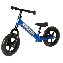 Strider Classic No-Pedal Balance Bike (For Kids) in Blue - Closeouts