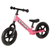 Strider Classic No-Pedal Balance Bike (For Kids) in Pink - Closeouts