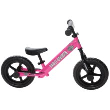 Strider Harley Balance Bike (For Kids) in Pink - Closeouts