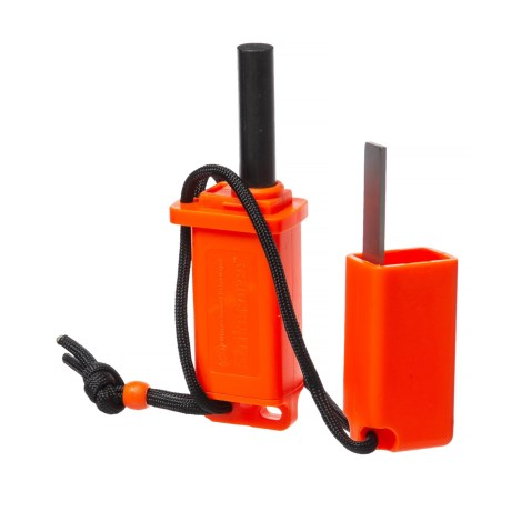 Strikeforce Fire Starter Kit - ORANGE ( )