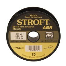Stroft ABR Game Fish Tippet Material - 100m in See Photo - Closeouts