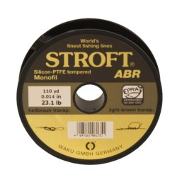 Stroft ABR Game Fish Tippet Material - 100m in See Photo