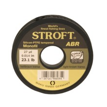 Stroft ABR Game Fish Tippet Material - 25m in See Photo - Closeouts