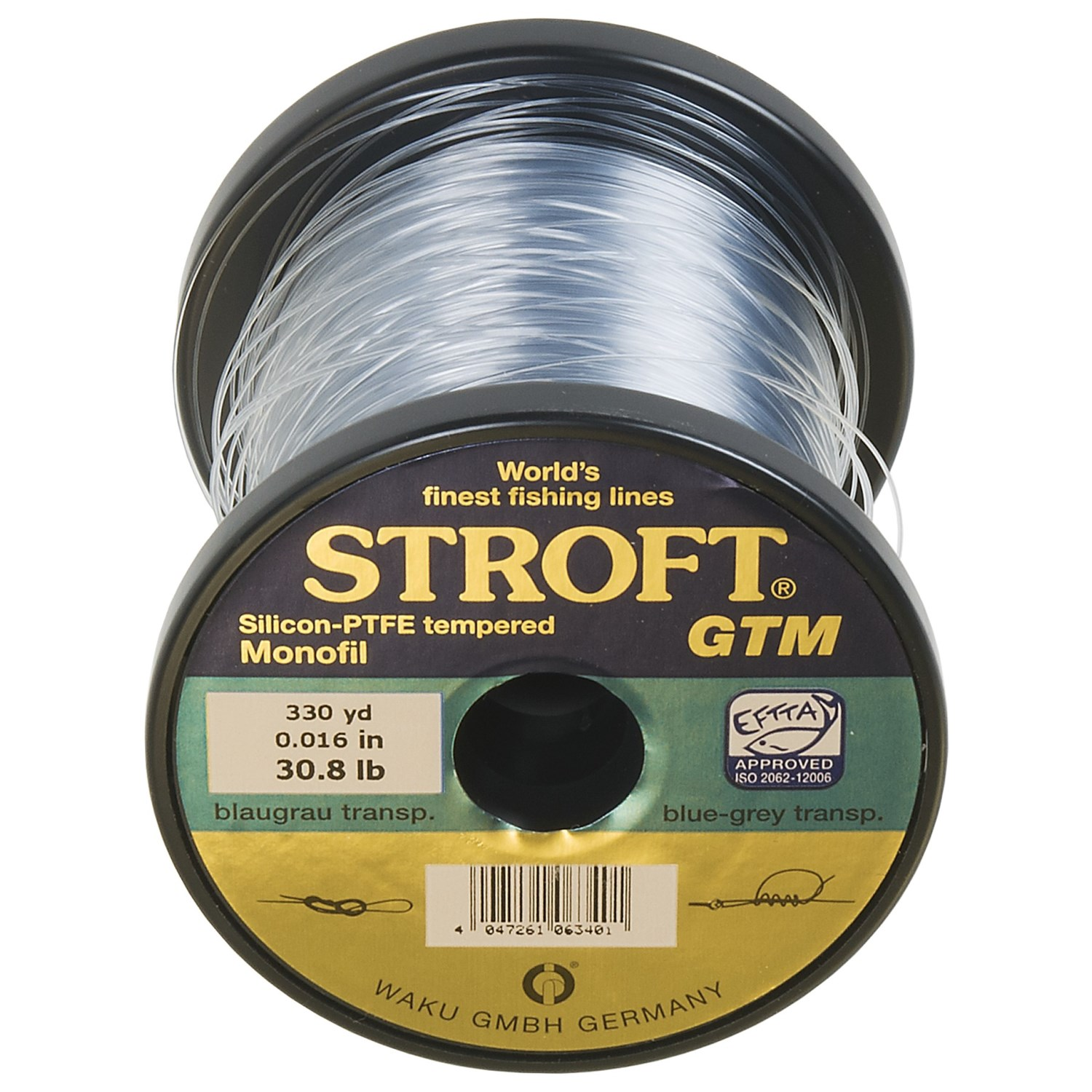 Stroft gtm fishing line 30 8 38 5 lb 330 yds save 66 for 30 lb fishing line