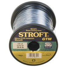 Stroft GTM Fishing Line - 30.8-38.5 lb., 330 yds. in See Photo - Closeouts