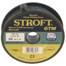 Stroft GTM Tippet - 0X-17.6 lb., 330 yds. in See Photo - Closeouts
