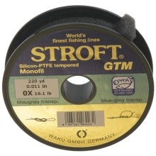 Stroft GTM Tippet - 14.1-16.1 lb., 220 yds. in See Photo - Closeouts