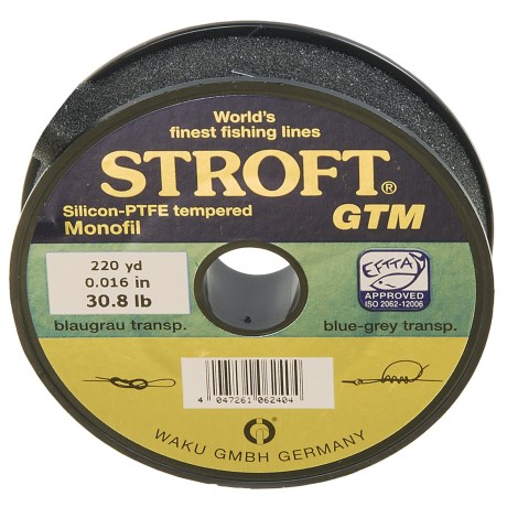 Stroft GTM Tippet - 220 yds. in See Photo