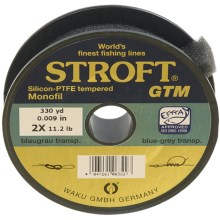Stroft GTM Tippet - 2X-4X, 330 yds. in See Photo - Closeouts