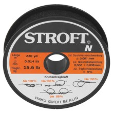 Stroft N Tippet - 15.6 lb., 220 yds. in See Photo - Closeouts