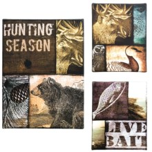 Stupell Industries Wall Canvas Set - 3-Piece in Hunting Season - Closeouts