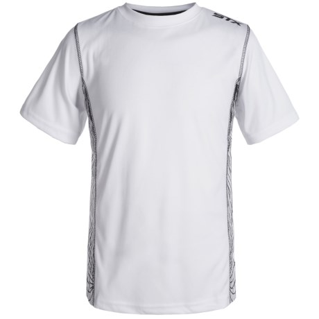 STX Athletic T-Shirt - Short Sleeve (For Big Boys) in White