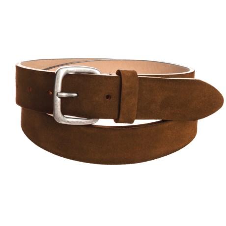 Suede Belt (For Men)