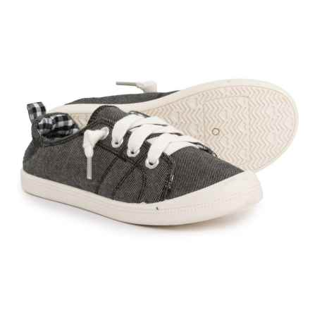 Sugar Cakepop Sneakers (For Girls) in Black - Closeouts