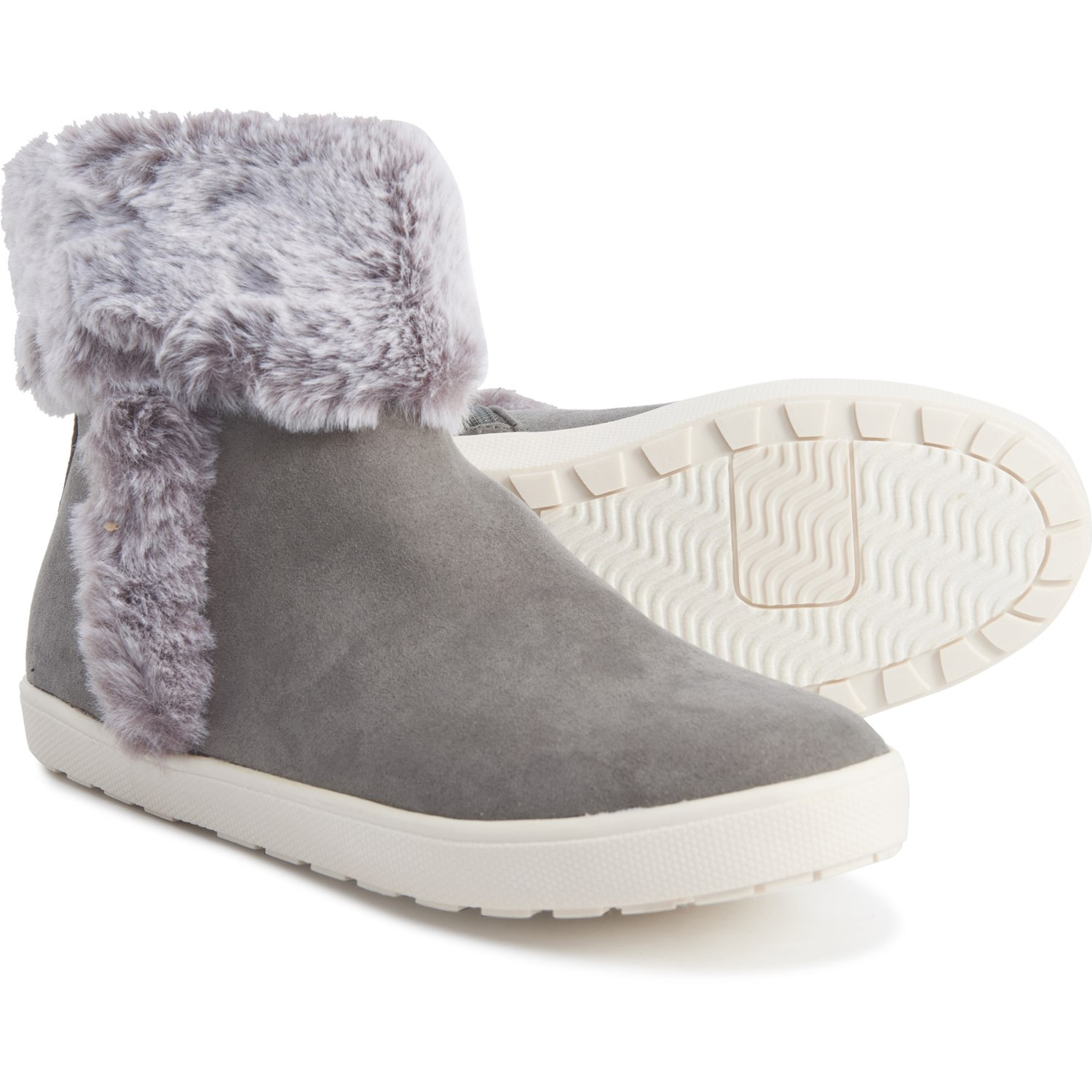 Sugar Marshmallow Pie Boots (For Girls