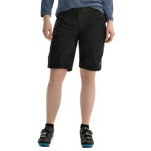 SUGOi Evo-X Mountain Bike Shorts (For Women) in Black - Closeouts