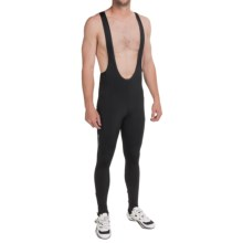 SUGOi Evolution Midzero Cycling Bib Tights (For Men) in Black - Closeouts