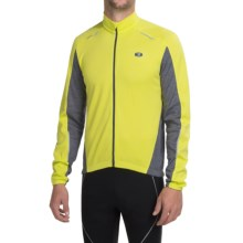 SUGOi Hotshot Cycling Jersey - Full Zip, Long Sleeve (For Men) in Sulphur - Closeouts