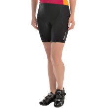 "SUGOi Piston 200 Tri PKT Triathlon Shorts - 7"" (For Women) in Black - Closeouts"