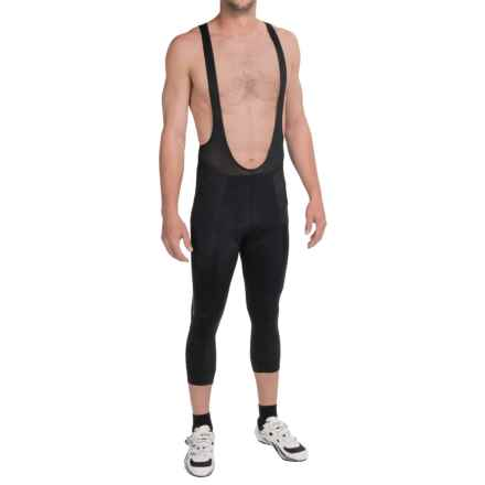 SUGOi RPM Cycling Bib Knickers (For Men) in Black - Closeouts