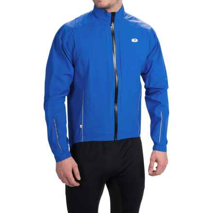 SUGOi RPM Cycling Jacket - Waterproof (For Men) in True Blue - Closeouts