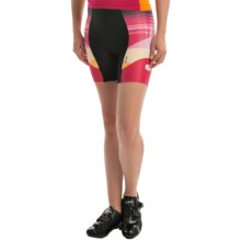 SUGOi RPM Tri Shorts (For Women) in Bright Rose - Closeouts