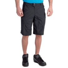 SUGOi RPM-X Mountain Bike Shorts - Detachable Liner (For Men) in Black - Closeouts