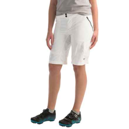 SUGOi RPM-X Mountain Bike Shorts (For Women) in White - Closeouts