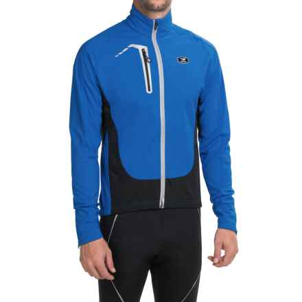 SUGOi RS 220 Cycling Jacket (For Men) in True Blue/Black - Closeouts